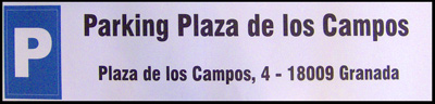 Parking Plaza los Campos